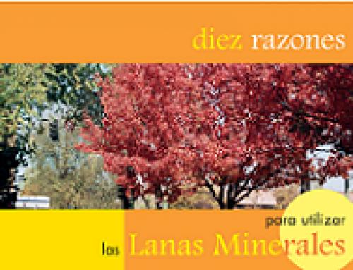 Diez razones para utilizar las Lanas Minerales