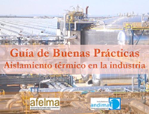 Guía del aislamiento térmico en la industria y herramientas de cálculo