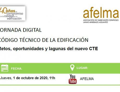 Jornada Digital sobre el Código Técnico de la Edificación